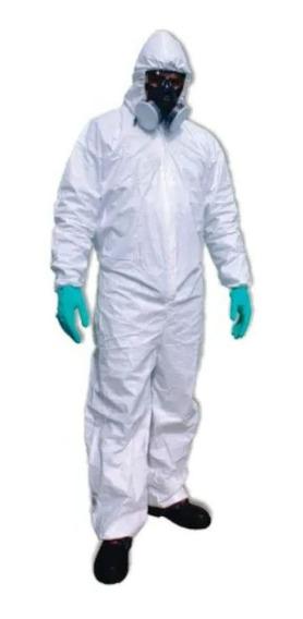 Macacão De Segurança Pintura E Riscos Químicos M / G / Gg