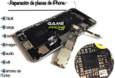 Reparación De Placas De Iphone 5/ 6/6plus/6s/6splus