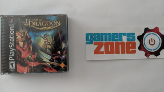 The Legemd Of Dragoon Psx A Tratar Gamerzone Agiascalientes