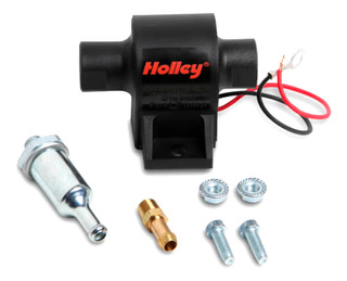 Bomba De Combustible Eléctrica Universal Carburador Holley