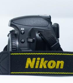Câmera Nikon D3100 Com Lente 18-55mm + Filtro Uv