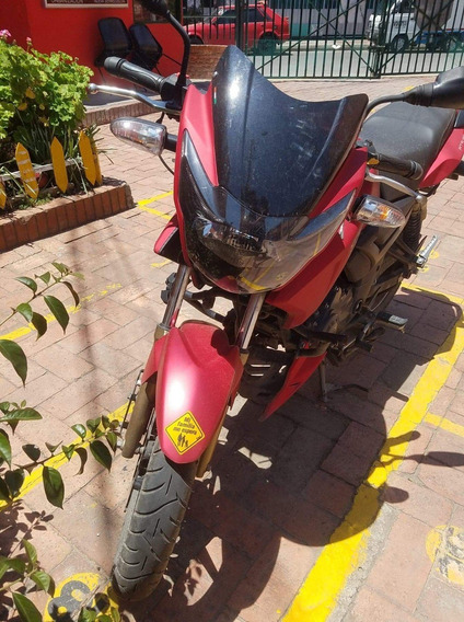 Apache 180 2019 Con 4000 Km Aun En Garantia