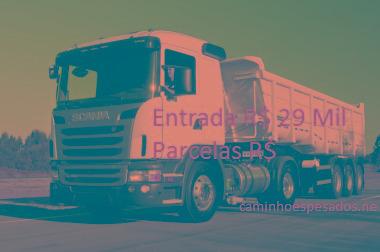 Scania G360-380-400 Cavalo Toco Graneleira Caçamba Sider