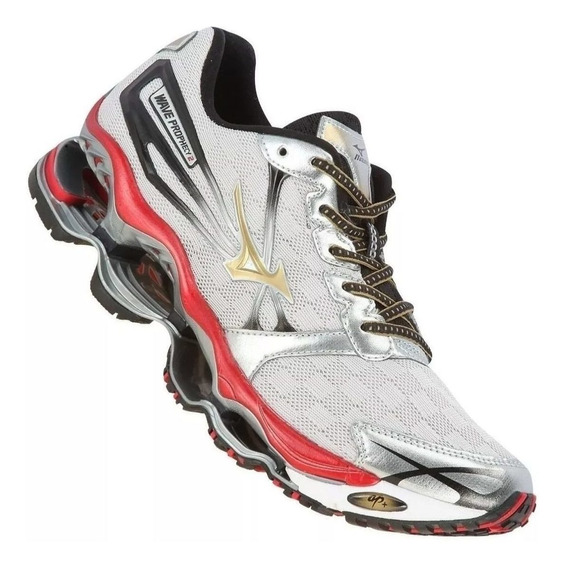 Tênis Masculino Mizuno Wave Prophecy Pro 2 - Black Friday