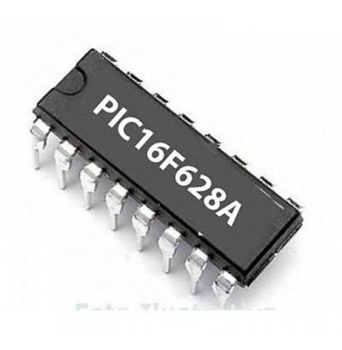 Microcotrolador Pic16f628a
