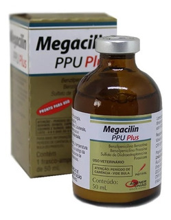 Megacilin Ppu Plus - 50 Ml - Agener