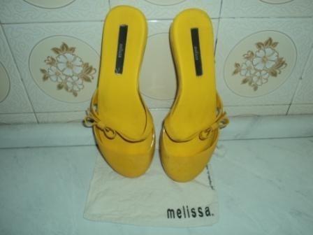 Melissa Love Li Amarelo N.36. (184)