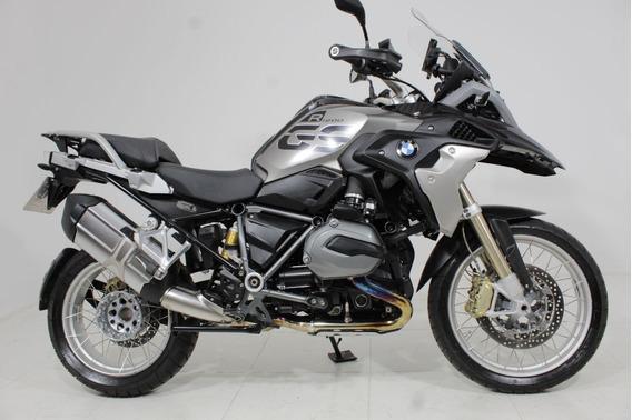 Bmw R 1200 Gs Premium 2018 Preta