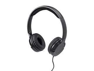 Monoprice Hi Fi Auriculares Livianos Para El Oído Negro Con
