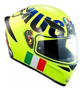 Casco Agv K1 Rossi Mugello 2016
