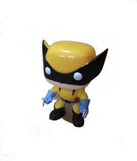 Wolverine Tipo Funko Pop Muñeco X Men