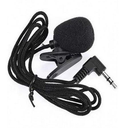 Microfone Lapela P/ Celular Youtubers/palestrantes/oradores