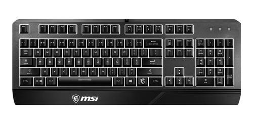 Teclado Gaming Vigor Msi Gk20 Us