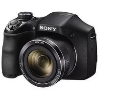Câmera Sony Dsc-h300 3.0 20.1mp Zoom Óptico 35x- Com Nf