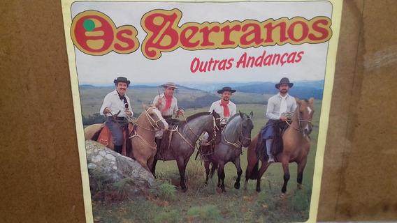 Lp (017) Gaúcha - Os Serranos - Outras Andanças