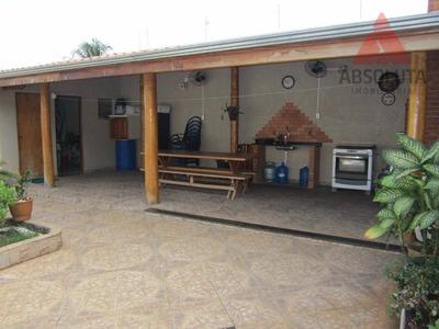 Casa Com 3 Dormitórios À Venda, 125 M² Por R$ 520.000 - Residencial Santa Luiza I - Nova Odessa/sp - Ca2475