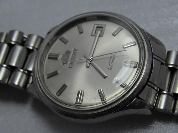 Relógio Orient Automático, 21 Jewels