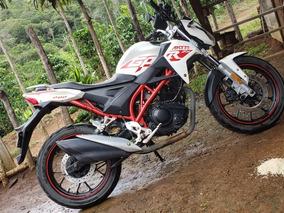 Moto Akt 200 Akzii200 Deportiva Aktr