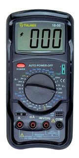 16-50 Multimetro Digital Estandard Multim-1650 Tulmex