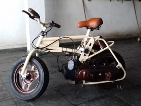 Mini Moto Retro (á Gasolina)