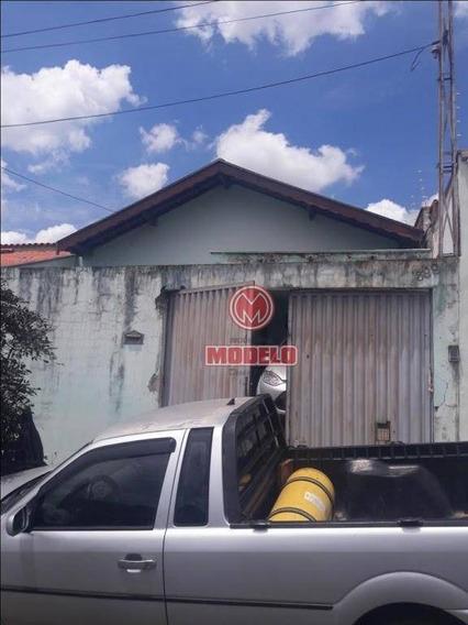 Casa Para Alugar, 100 M² Por R$ 1.200,00/mês - Santa Terezinha - Piracicaba/sp - Ca2335