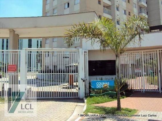 Apartamento Com 2 Dormitórios À Venda, 56 M² Por R$ 325.000,00 - Jardim Henriqueta - Taboão Da Serra/sp - Ap0039