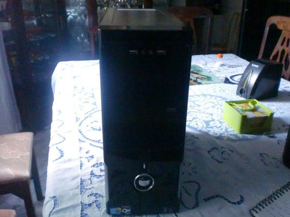 Pc Preto Com Processador Intel Core I3, Hd Samsung De 500gb,