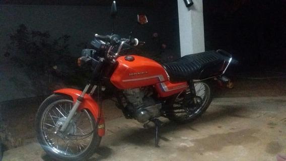 Honda Honda Cg 125 Ano1985