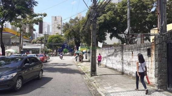 Terreno Com 810 M² No Espinheiro, Recife - Pe - 33497