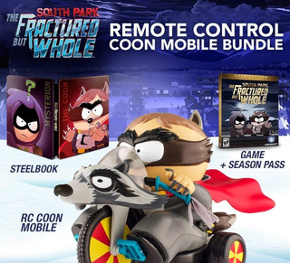 South Park: The Fractured But Whole Ps4 (coon Mobile)