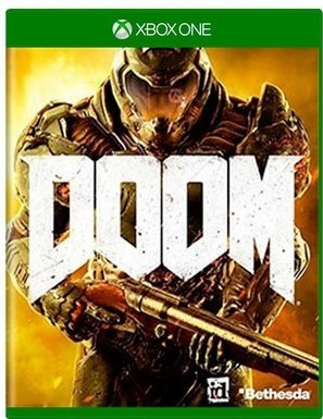 Jogo Xbox One Doom - Lacrado Game Xbox One