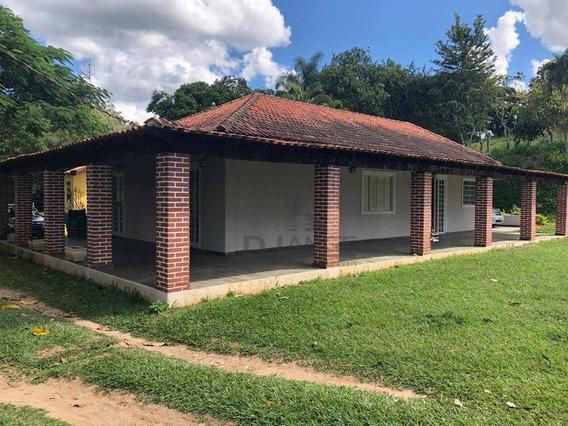 Sítio Com 3 Dormitórios À Venda, 31000 M² Por R$ 1.200.000,00 - Vale Verde - Amparo/sp - Si0061