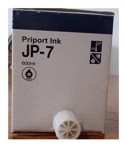 Imagen 1 de 1 de Tinta Jp 7 Para Copy Printe