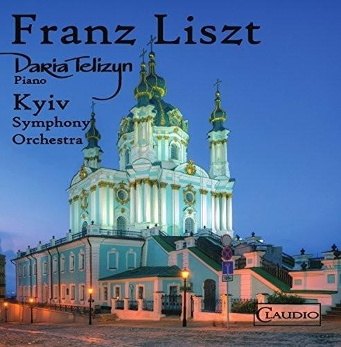 Dvd Liszt Lelio Fantasie & Totentanz