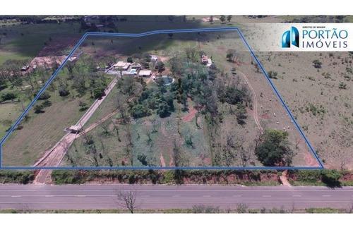 Imagem 1 de 15 de Chácara À Venda - Zona Rural, Bauru-sp - 3521