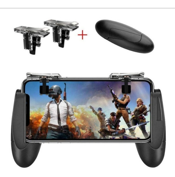 Mobile Game Controller Upgrade Version Mobile Gaming Trigger