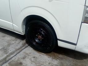 Toyota Hiace 2.7 Bus 15 Pas Mt Llantas Nuevas