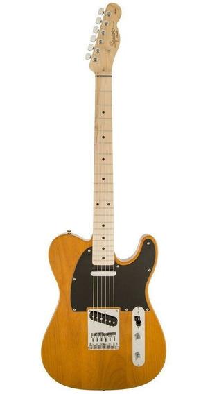 Guitarra Fender Squier Affinity Telecaster Mn 550 - 031 0203 - Butterscotch Blonde