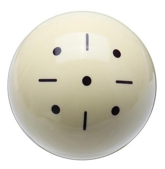 Bola De Bilhar Sinuca Snooker Treino 50, 54, 56 Ou 58mm