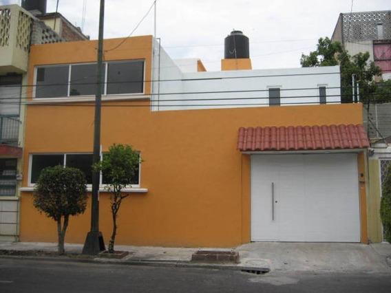 Casa Renta Remodelada Funcional Y Hermosa Lindavista Cdmx