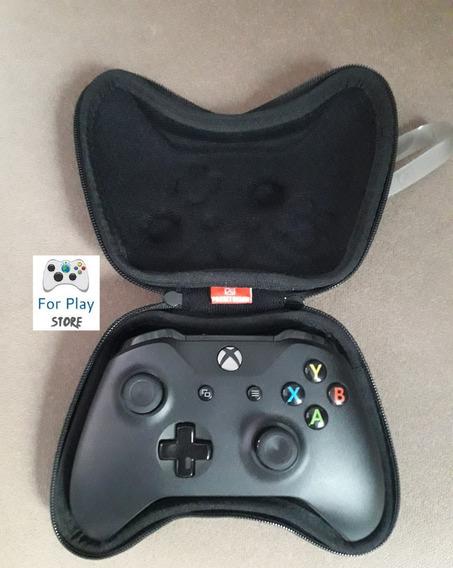 Bolsa Estojo Para Controles De Xbox One - Case De Qualidade Com Fechamento Duplo E Alça De Silicone Para Transporte