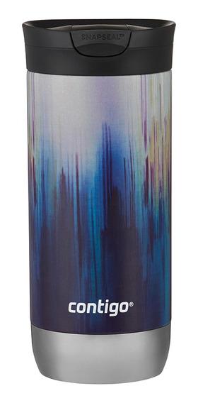 Vaso Termico Contigo Huron Couture 473 Ml Merlot Airbrush Co