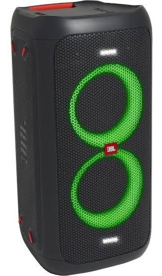 Caixa De Som Jbl Partybox 100 Bluetooth Original Nota Fiscal