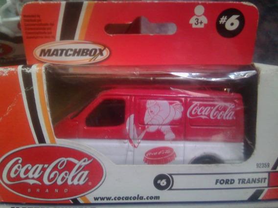 Carros Matchbox Coca Cola Coleccion 2002 Escaka 1:75