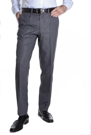 Pantalon Vestir Invierno Sarga Jean Cartier Talles 56-58-60