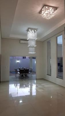 Casa Com 3 Dormitórios À Venda, 200 M² Por R$ 750.000 - Residencial Village Damha Rio Preto Ii - São José Do Rio Preto/sp - Ca1715