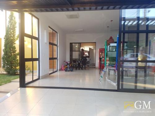 Casa Para Venda Em Presidente Prudente, Vila Cristina, 3 Dormitórios, 3 Suítes, 4 Banheiros, 2 Vagas - C00169_2-656059
