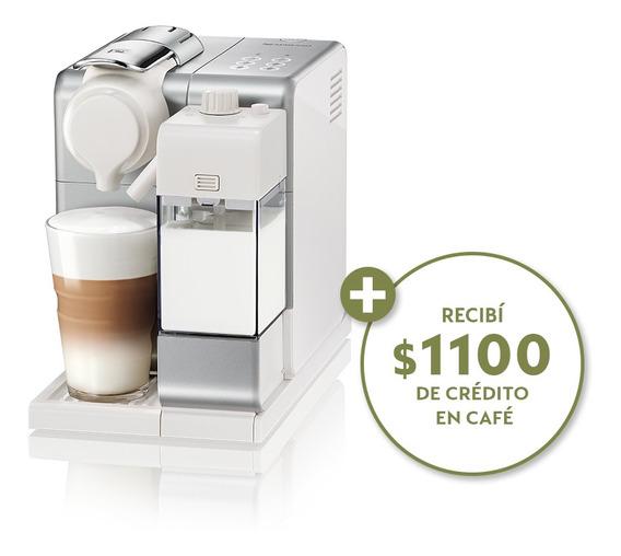 Cafetera Nespresso Lattissima Touch Capsulas