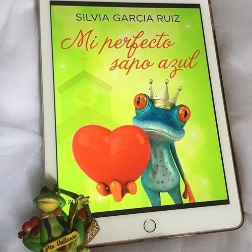 Mi Perfecto Sapo Azul Silvia García Ruiz Mercado Libre
