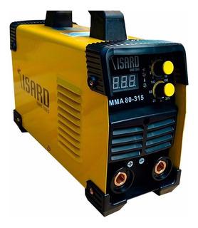 Soldadora Inverter Igbt Isard 250 Amp Reales